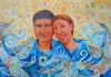 Lankauskų portretas 2005 Sold